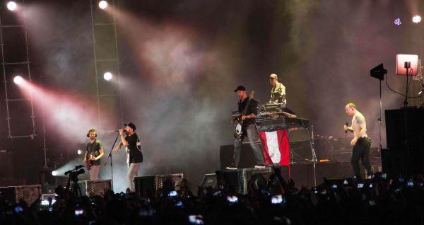 Linkin Park hizo historia en Lima