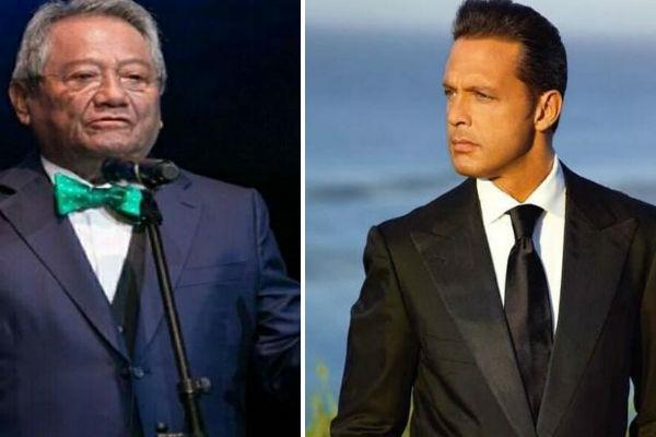 Luis Miguel es criticado por Fernando Manzanero