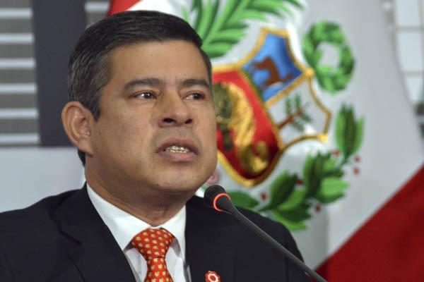 Luis Galarreta: «El Congreso está actuando de manera correcta»