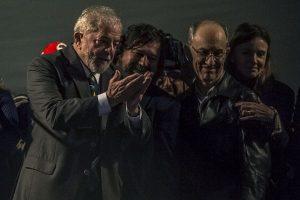 "Lula da Silva: ""¡Estoy preparándome para ser presidente de nuevo!"""