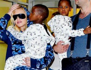 Instagram: Madonna es criticada por foto de su hija