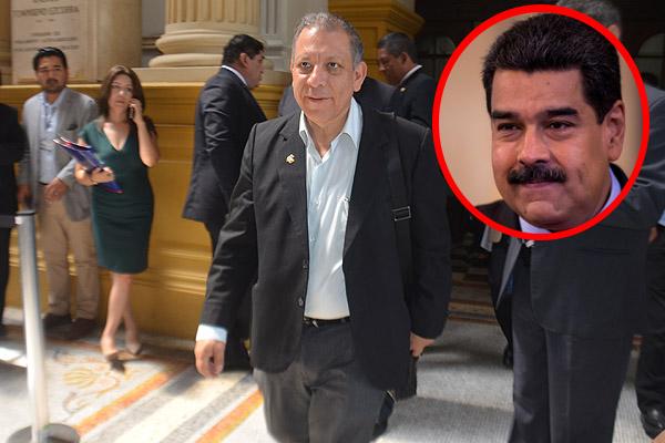 Marco Arana defiende a Nicolás Maduro por su llegada a la Cumbre de las Américas