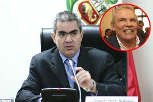 """Manuel Velarde afirma que gestión de Luis Castañeda """"ya fracasó"""" [FOTO]"""