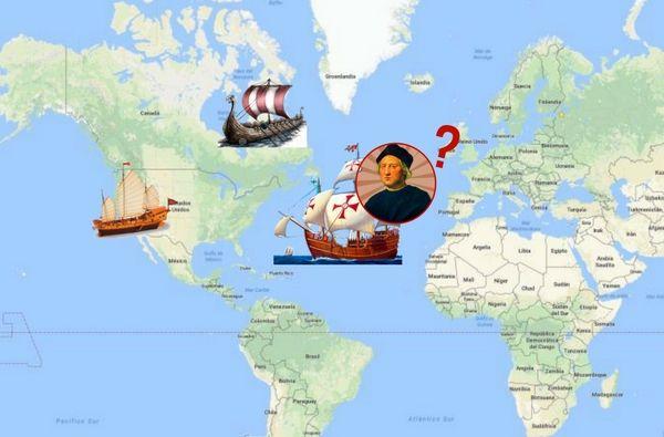 12 de octubre de 1492: Colón fue el último en descubrir América