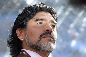 Maradona expresa su pesar por el accidente del Chapecoense