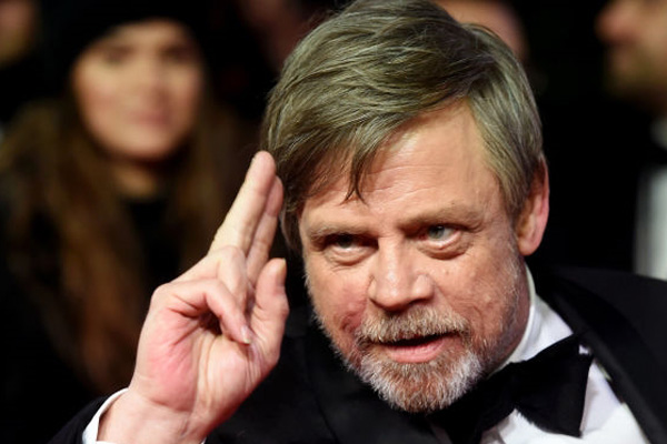 "Mark Hamill: ""Siento posesión con Luke Skywalker'"
