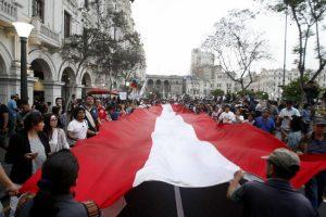 Pedro Chávarry: Hora y recorrido de la marcha en contra del Fiscal de la Nación