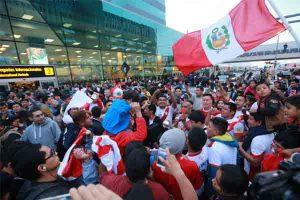 Jugadores de la selección convocan a marcha en apoyo a Paolo Guerrero