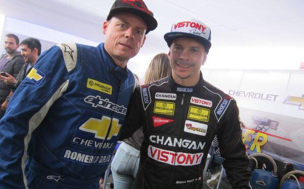 """Mario Hart y Christopher Füller suben al podio en """"Las Tres Horas Peruanas"""""""