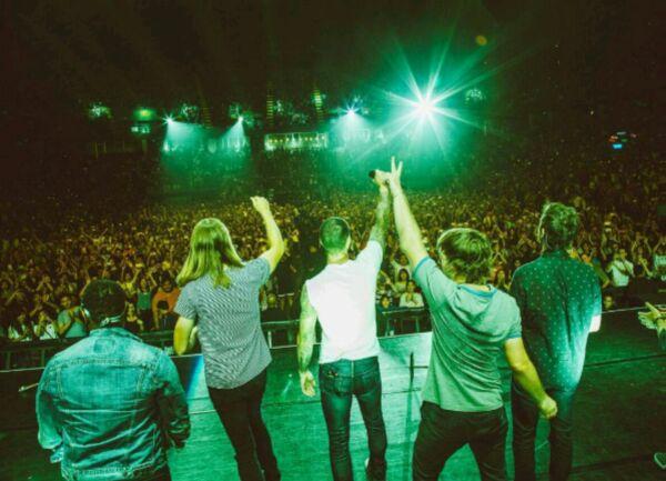 Maroon 5 e Incubus tocarán juntos en concierto en Lima