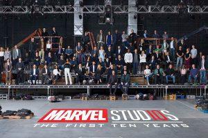 Marvel: Héroes y villanos juntos