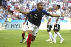 Argentina vs. Francia: El doblete de Kylian Mbappé [VÍDEO]