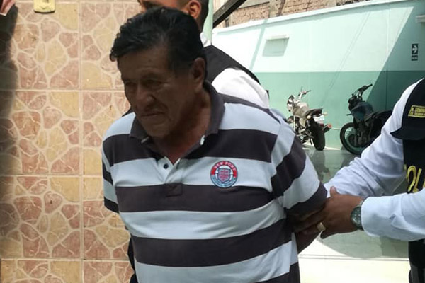 Rescatan a menor raptada en el hospital Almenara