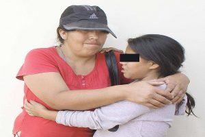 Menor con retardo mental fue violada por comerciante