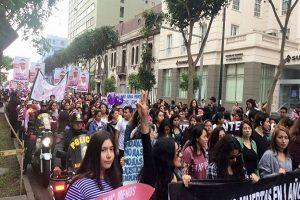 Día Internacional de la Mujer: Anuncian marcha para el jueves 8 de marzo