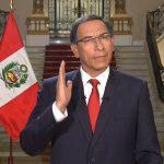 Martín Vizcarra envía saludos por el Día del Padre
