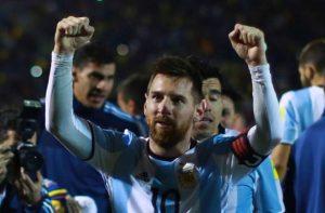 Ecuador-Argentina: Lionel Messi y el hat-trick que lleva a su país al mundial