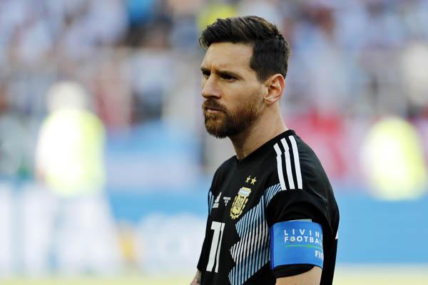 Rusia 2018: Lionel Messi no pudo regalarle la victoria a Argentina [FOTOS]