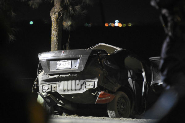 México: Cinco menores de edad mueren en accidente automovilístico