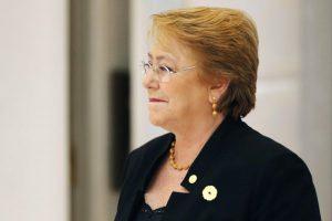 Michelle Bachelet niega vínculo con OAS por presunta donación de dinero