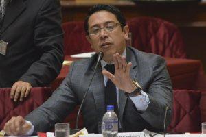 """Miguel Castro: """"No iría al Mundial si aún tengo trabajo en el Congreso"""""""