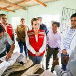 Fiorella Molinelli promueve proyectos de emprendimiento en Piura