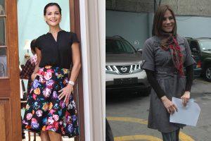 Mónica Sánchez y Karina Calmet: En pelea de callejón
