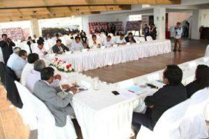 Moquegua: Alcaldes respaldan megaproyecto del Tren Bioceánico Central