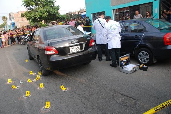 """Sicarios acribillan de 14 balazos al """"Gordo Gonzalo"""""""