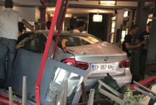 Francia: Un muerto y siete heridos en un atropello en las afueras de París