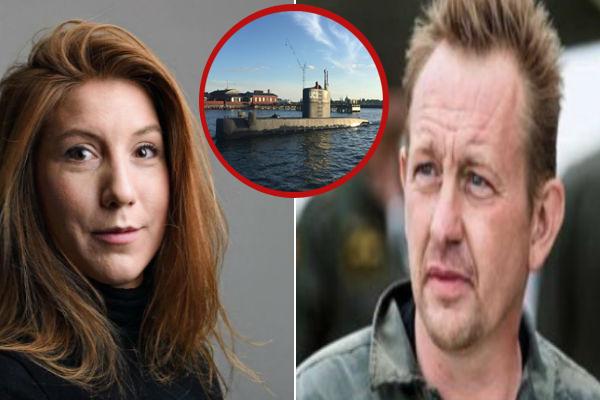 Dinamarca: Encuentran restos faltantes de la periodista Kim Wall