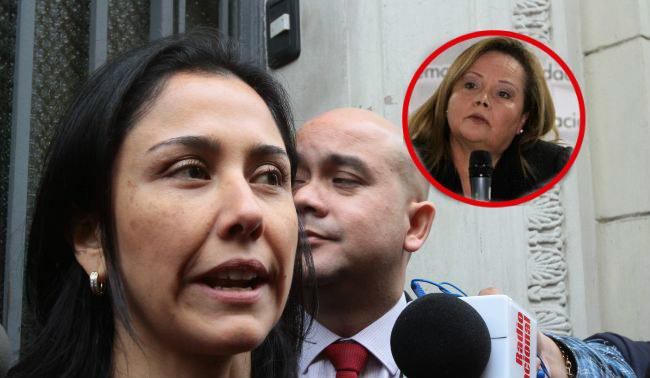 Rosa María Ortiz: «Nadine Heredia participó en reuniones de Gasoducto»