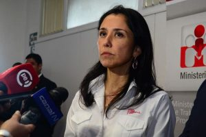 Nadine Heredia: suspenden audiencia de impedimento de salida hasta el viernes