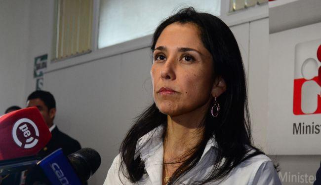 Nadine Heredia presenta recusación contra juez Richard Concepción Carhuancho