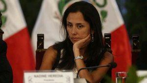 Nadine Heredia es investigada por licitación del gasoducto sur peruano