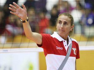 Natalia Málaga, está feliz por sus dirigidas