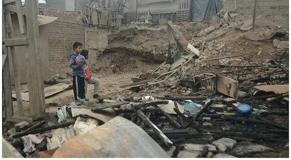 Autoridades confirman muerte de niña por sismo
