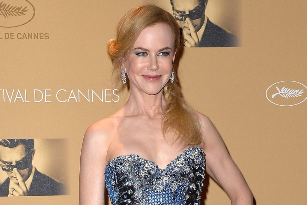 Nicole Kidman anima a los estadounidenses a apoyar a Trump