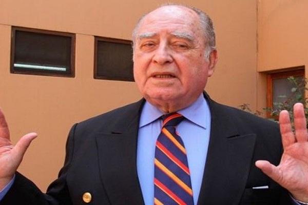 Ántero Flores Aráoz: «Nadie me ha llamado para integrar el Gabinete ministerial»