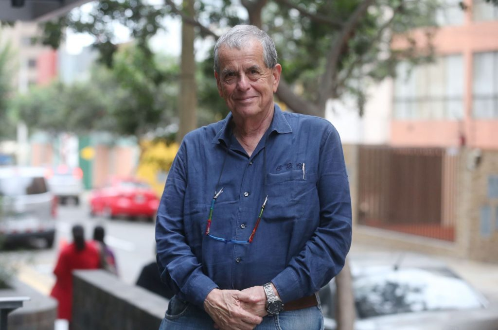 Nobel de Química quedó fascinado con la cultura peruana