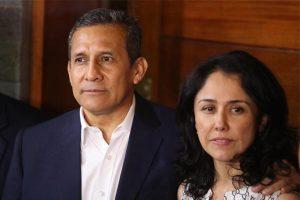 Ollanta Humala y Nadine Heredia: Juez Carhuancho suspende incautación de inmueble por 30 días