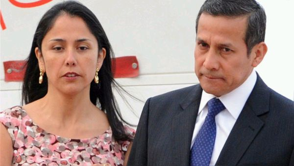 Ollanta Humala y Nadine Heredia: El 4 de diciembre se realizará vista de causa por casación