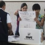 JNE: Más de 24 millones de peruanos votarán en las elecciones congresales 2020