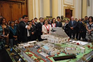 Parlamento rinde homenaje a comandos Chavín de Huántar