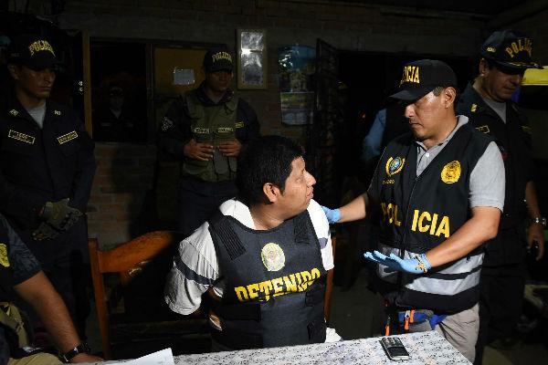 Tumbes: Policía desarticula organización criminal «Los Bolongos»