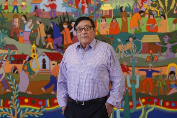 Óscar Colchado gana el Premio Caslit 2018