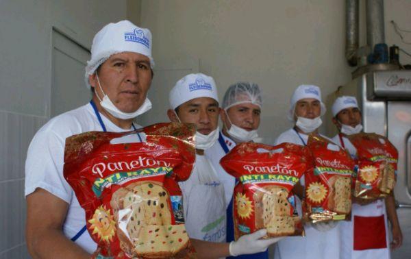 Cusco: Internos de establecimiento penal elaboran panetón Inti Raymi