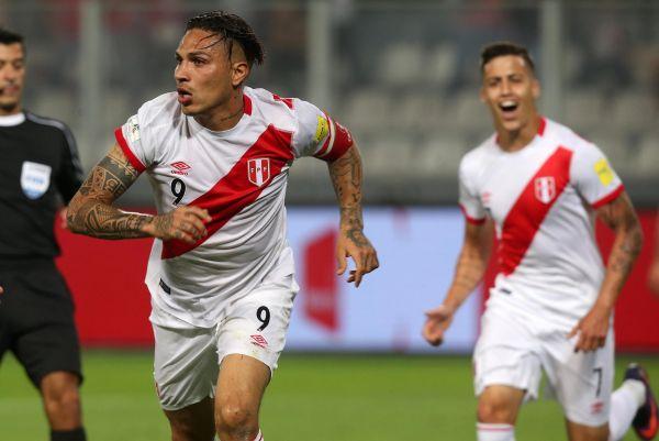 Perú goleó 3 a 1 a Jamaica