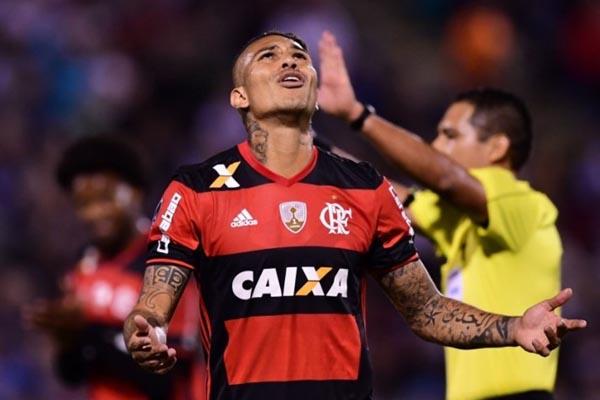 """Paolo Guerrero: Flamengo """"está estudiando la posibilidad"""" de denunciar a la FPF"""