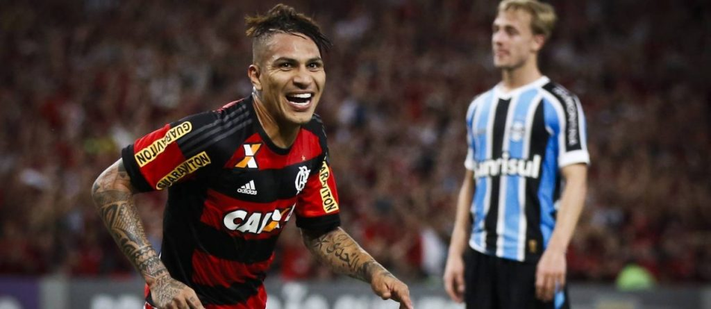 "Paolo otra vez: Flamengo ganó con tanto del ""Guerrero peruano"""